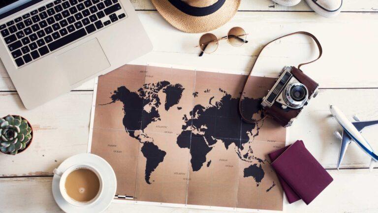 Cómo ganar dinero viajando